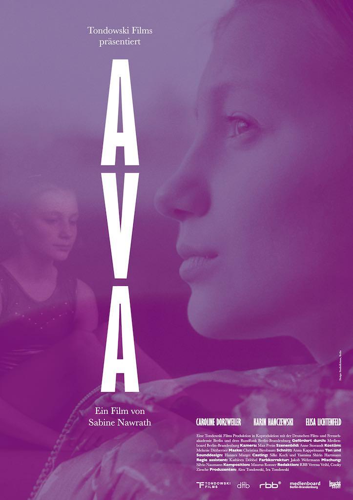 'Ava' Kinofilm von Sabine Nawrath - Caroline Intrup | Sprecherin Performerin Sprechtrainerin | Berlin